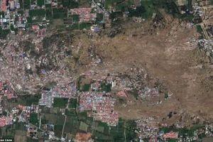 Động đất Indonesia: Cả làng bị xóa sổ trong giây lát,1.763 người thiệt mạng