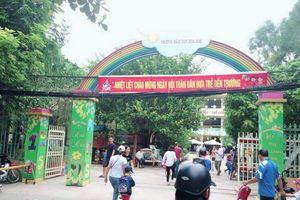 Thanh Hóa: Trường mầm non Hoa Mai bị tố 'lạm thu'