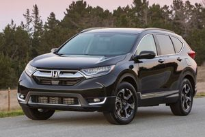 Honda thừa nhận CR-V bán ra tại Mỹ gặp lỗi động cơ