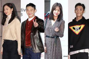 Vượt bão Kong-rey, Han Ji Min - Yoo Ah In, Joo Ji Hoon và Kim Go Eun gặp gỡ khán giả tại 'LHP Busan' ngày 3