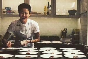 Kristen Kish nữ đầu bếp đồng tính gốc Á nổi tiếng nhất nhì truyền hình quốc tế.