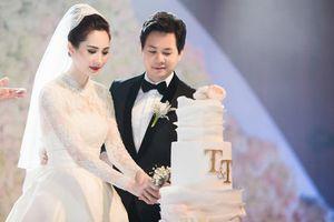 Kỷ niệm một năm ngày cưới, Hoa hậu Đặng Thu Thảo khoe ảnh tổ ấm hạnh phúc