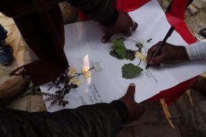 Đào tạo về đăng ký đa dạng sinh học ở Munger, Bihar