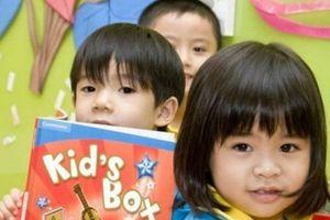 Cha mẹ nên cho trẻ học ngoại ngữ từ lúc mấy tuổi?