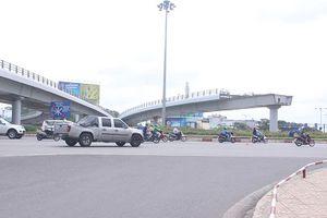 TP.HCM: Thay đổi giao thông để thi công nhánh cầu vượt Nguyễn Kiệm – Nguyễn Thái Sơn