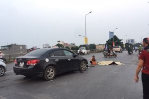 Tai nạn giao thông nghiêm trọng tại cầu vượt Phú Sơn