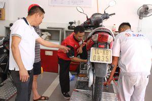 Người thợ sửa xe máy trở thành giám đốc năng động