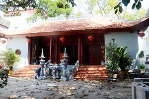 Xã hội hóa trùng tu, tôn tạo di tích ở Hoành Bồ