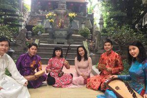 Khởi động chương trình âm nhạc diễn giải 'Tinh hoa nhạc Việt'