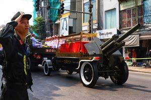 Công an Hà Nội đảm bảo an ninh trong ngày Quốc tang