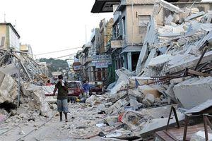 Động đất mạnh rung chuyển Haiti gây nhiều thương vong