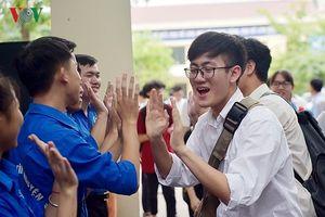 Đề thi THPT Quốc gia 2019 bỏ tiêu chí '2 chung': Tính sao cho ổn?