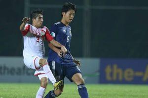 Trực tiếp U16 Nhật Bản vs U16 Tajikistan chung kết U16 châu Á
