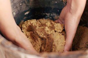 Sản xuất gạch từ tóc người và phân ngựa tái chế