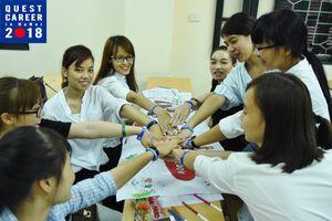 Sự kiện 'Quest career' hút giới trẻ biết tiếng Nhật