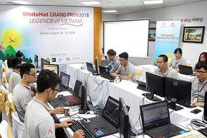 3 đội Top 10 thế giới sắp đến Việt Nam thi chung kết WhiteHat Grand Prix 2018