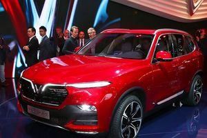 Xe SUV VinFast SA2.0 phải đối đầu với những đối thủ nào khi gia nhập thị trường Việt vào năm sau?