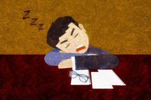 Buồn ngủ và ngủ gục