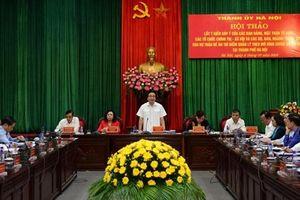 Hà Nội: Không phân biệt nội,ngoại thành về chính quyền đô thị