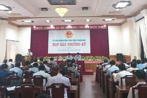Cựu Chủ tịch tỉnh Thừa Thiên - Huế bị cấm xuất cảnh là tin bịa