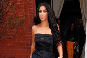 Diện trang phục không thấm nước, Kim Kardashian gây chú ý tuần qua