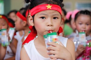 TP.HCM sẽ chi 1.135 tỷ cho chương trình sữa học đường?
