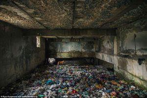Nhà điều dưỡng ngập rác vào danh sách những bức ảnh kiến trúc ấn tượng