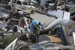 'Sốc' với số người vẫn mất tích do thảm họa động đất - sóng thần tại Indonesia