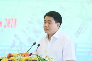 Chủ tịch Nguyễn Đức Chung: Hà Nội luôn quan tâm để xử lý kịp thời các vấn đề 'nóng'