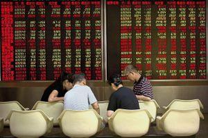 Chứng khoán châu Á giảm mạnh do thị trường Trung Quốc lao dốc gần 3%