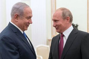 Lãnh đạo Nga, Israel sắp gặp nhau lần đầu sau vụ Il-20 bị bắn rơi