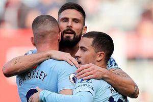 Điểm 10 cho Chelsea ở trận thắng dễ Southampton 3-0