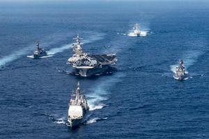 Mỹ ép Nga và Trung Quốc phải đứng cùng một chiến hào