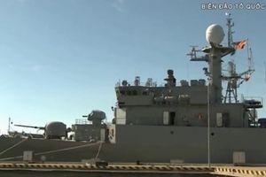 Việt Nam tính toán đạn pháo cho tàu tuần tra Pohang?