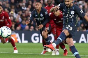 CLIP: Mahrez thành 'tội đồ', Man City hụt chiến thắng trước Liverpool
