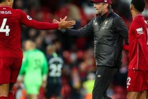 Liverpool thoát thua Man City tại Anfield, HLV Jurgen Klopp nói gì?