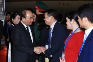 Thủ tướng Nguyễn Xuân Phúc tham dự Hội nghị cấp cao Hợp tác Mê Công - Nhật Bản lần thứ 10 và thăm Nhật Bản