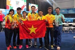 Cử tạ giành HCV đầu tiên cho Việt Nam tại Olympic trẻ 2018