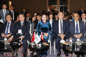 Chủ tịch QH Nguyễn Thị Kim Ngân dự Diễn đàn Kinh doanh và Đầu tư Thổ Nhĩ Kỳ - Việt Nam