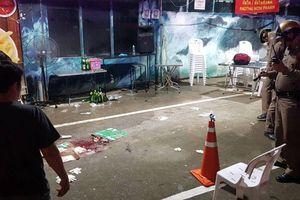 Thái Lan: Băng đảng đọ súng, du khách nước ngoài chết oan