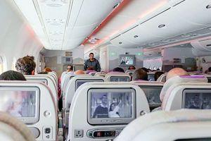 Hãng hàng không có công nghệ tốt nhất