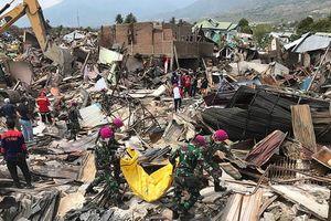 Số người thiệt mạng trong thảm họa kép tại Indonesia đã lên đến 1.944 người