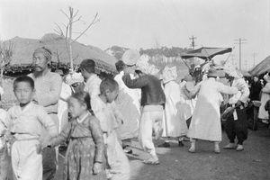 Chùm ảnh hiếm có khó tìm về Hàn Quốc 100 năm trước