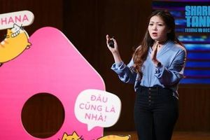 CEO 9X xinh đẹp khiến các Shark 'muốn đầu tư ngay khi gặp mặt'