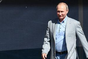 Tổng thống Nga Putin kỷ niệm sinh nhật 66 tuổi như thế nào?