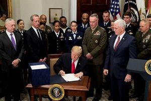 Tổng thống Trump dự tính 'thay máu' hàng loạt tướng quân đội chủ chốt