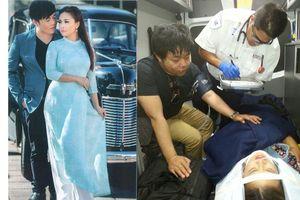 Ca sĩ Lam Anh đến giờ vẫn ám ảnh bởi vụ tai nạn với Quang Lê