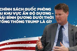Quan chức Mỹ: Hành vi gây hấn sẽ khiến Trung Quốc bị cô lập, phản ứng