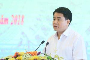 'Không có việc thất thoát 3.900 tỉ ở 38 dự án đất vàng Hà Nội'