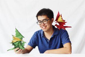 Origami là nghệ thuật kết hợp với khoa học, không phải môn thủ công